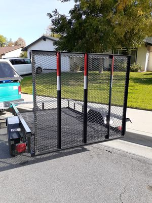 5 x 8 utility trailer for Sale in Loma Linda, CA