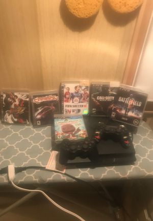 PS3 For Sale Good Condition $100 for Sale in Seattle, WA