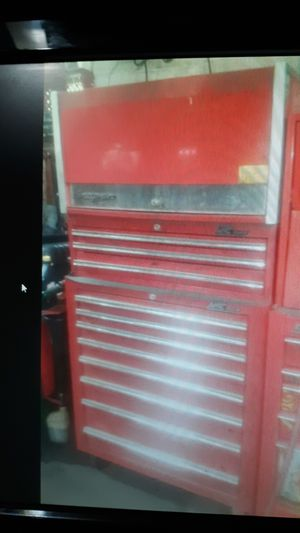 snap on and mac tool boxes and tools for Sale in Byrnes Mill, MO