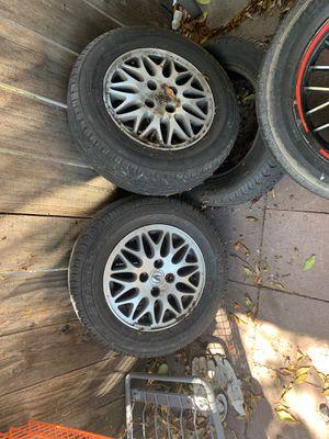 2 195/65R 14 Acura rims for Sale in Oakland, CA