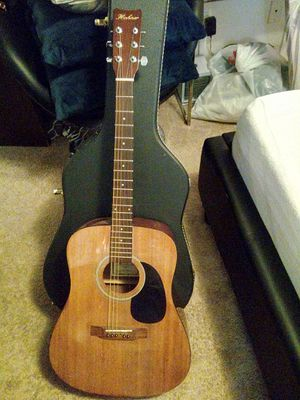 Hohner Acoustic guitar for Sale in Monroe, WA