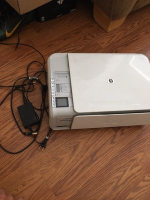 HP Photosmart C4385 All-in-One: Printer Scanner Copier for Sale in Los Angeles, CA