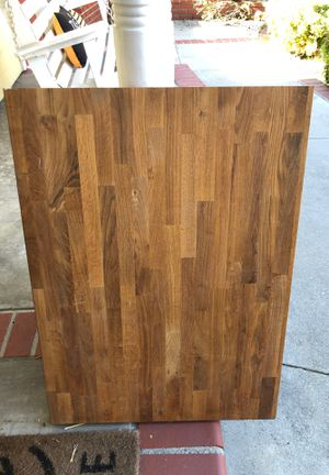 Chopping Block / Food Prep / BBQ Table Top for Sale in Los Alamitos, CA