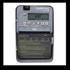 SUPER SALE PRICE!! Intermatic DT Series 2-Circuit 20 Amp 24 Hour Indoor Surface Mount Timer with Battery Backup BRAND NEW!! for Sale in Long Beach, CA