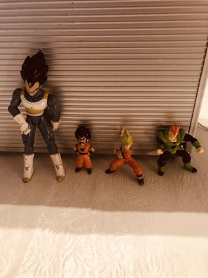 Dragonball Z Mini figures for Sale in PA, US