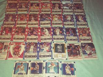 Basketball Cards (Rookie Cards Also) for Sale in Puyallup,  WA