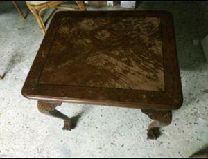 Side table for Sale in Grosse Pointe, MI