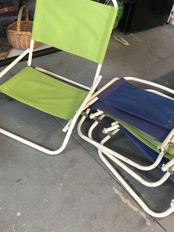 Small Folding Chairs for Sale in Silverado,  CA