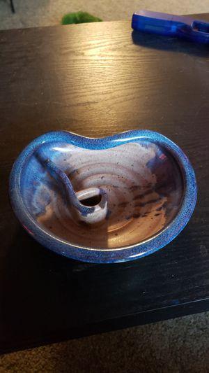 Blue flower holder for Sale in PA, US