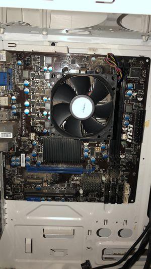 MSI 760GMA-P34(FX) Motherboard W/ AMD FX-6300 3.5GHZ Processor for Sale in Nicholson, PA