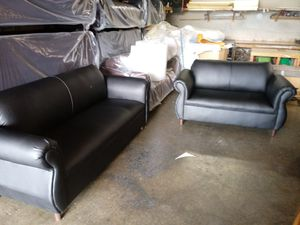 new couches sofa and loveseat $399 set for Sale in Los Angeles, CA