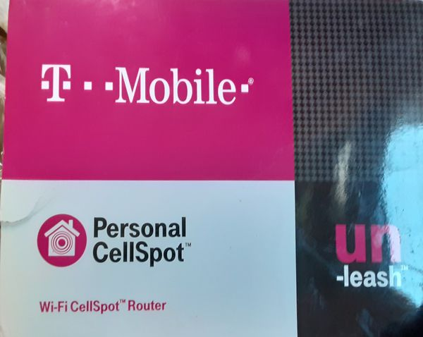 ASUS T-mobile Personal CellSpot router