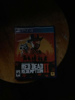 Red Dead Redemption Ps4 for Sale in Yonkers, NY