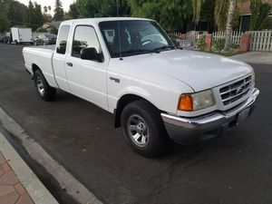 2002! FORD RANGER XLT for Sale in South Gate, CA