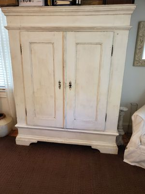 Large Antique Armoire/ TV Cabinet for Sale in Purcellville, VA