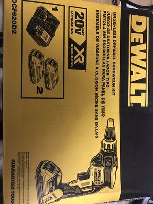 Dewalt drywall gun for Sale in Bolingbrook, IL
