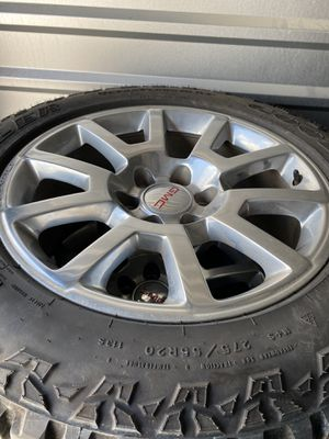 Gmc rims new for Sale in Plano, TX