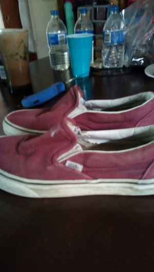 Vans size 9 for Sale in Waverly, NY