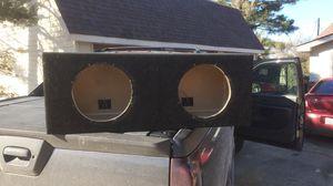 Box for 2 12s for Sale in Jonesboro, AR