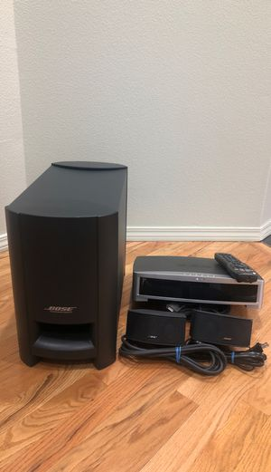 Bose PS3-2-1 Series II Theater System for Sale in Clackamas, OR