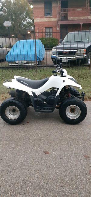 MOTORCYCLES ATV DIRT BIKE GO KART CUATRIMOTO ATV 4 WHEELER FOUR WHEELER KYMCO for Sale in Dallas, TX