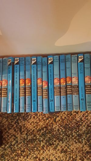 19 Hardy Boys books for Sale in West Chicago, IL
