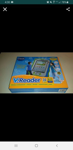 V tech reader BRAND NEW for Sale in Clearwater, FL