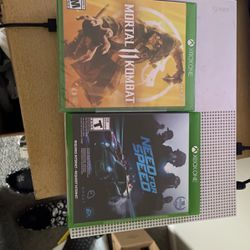 Xbox One Mk11 Need For Speed for Sale in Columbus,  OH