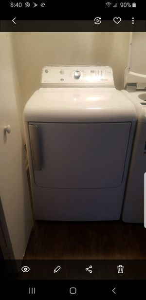 GE GAS DRYER for Sale in Lithonia, GA