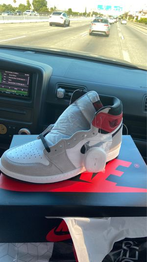 Air Jordan 1 smoke grey for Sale in Industry, CA