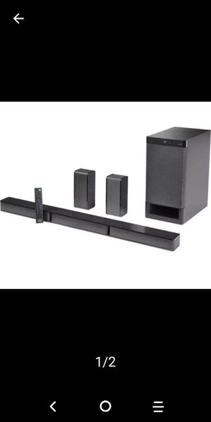 Sony Surround with sub HRT-5.1 for Sale in Fort Worth, TX