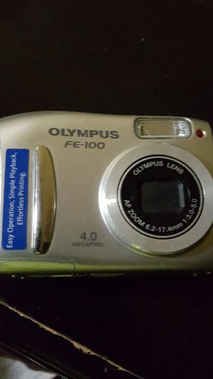Digital camera Olympus fe 100 for Sale in Kansas City, MO