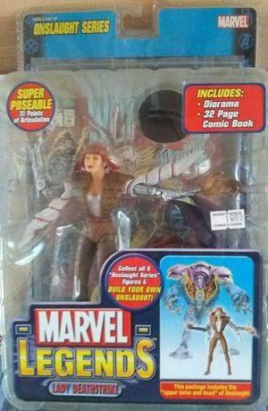 Marvel Legends Lady Deathstrike for Sale in San Antonio, TX