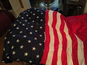 Patriotic Sleeping Bag for Sale in Tacoma, WA