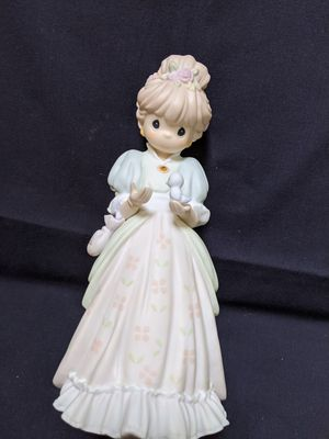 """Always Victorian Precious Moments: """"Charity Begins in the Heart"""" 1997 for Sale in Cary, NC"""