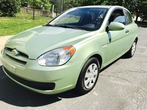 $900 is the down payment 2007 Hyundai Accent Coupe Cold AC for Sale in Hyattsville, MD