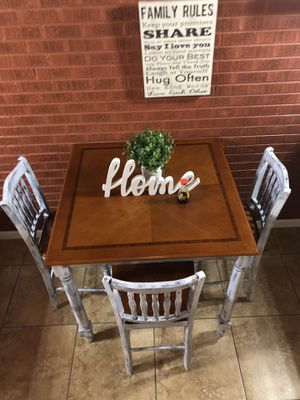 COUNTER HEIGHT KITCHEN TABLE for Sale in Denver, CO