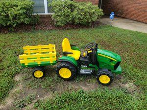 John deer tractor power wheels for Sale in Montgomery, AL