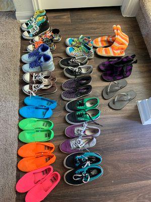 Converse, Vans, Nike for Sale in Jarrell, TX