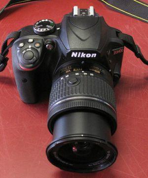 Nikon D3400 Digital SLR Camera for Sale in Norfolk, VA
