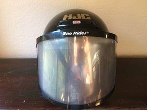 Vintage HJC Snowmobile Helmet w/ Visor, size XXL for Sale in Seattle, WA