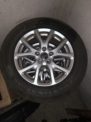 2015 Jeep Cherokee Wheels for Sale in St. Peters, MO