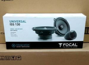 """(IN STOCK!) Focal Car Audio Integration Series ISS 130 Component Speaker System 5 1/4"""" Inch Set for Sale in Los Angeles, CA"""
