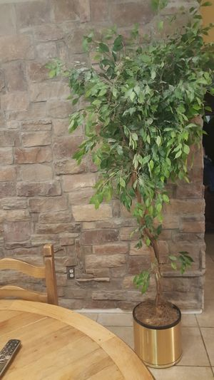 8 ft decorative artificial tree for Sale in Chandler, AZ
