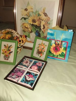 Sunflowers decor for Sale in Severna Park, MD