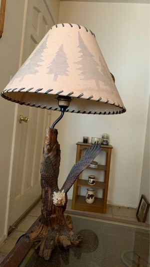 Eagle Lamp for Sale in Young, AZ