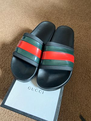 GUCCI FLIP FLOPS for Sale in Huntington Park, CA