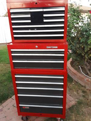 Craftsman tool box for Sale in Riverside, CA