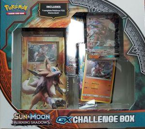 Pokemon Sun & Moon Burning Shadows GX Challenge Box for Sale in Levittown, NY