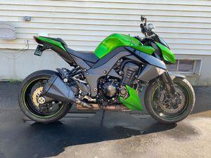 2013 Kawasaki Z1000 Z 1000 one owner for Sale in Providence, RI